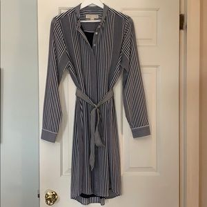 Never worn! Michael Kors long shirt dress L